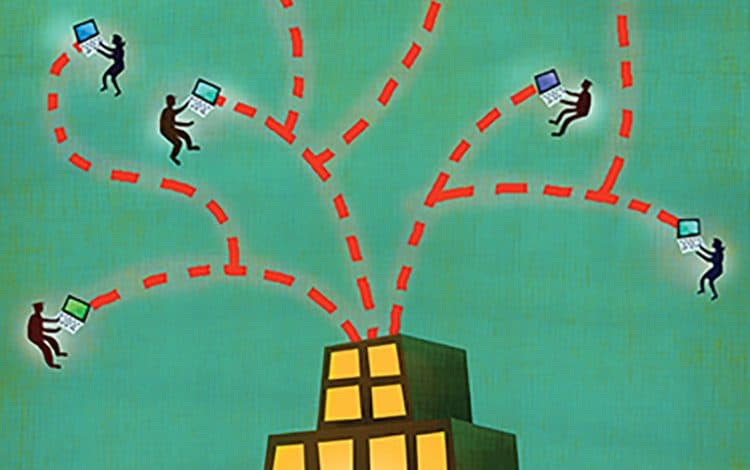 Photo of الحفاظ على شبكات الموظفين في مواقع العمل الافتراضية